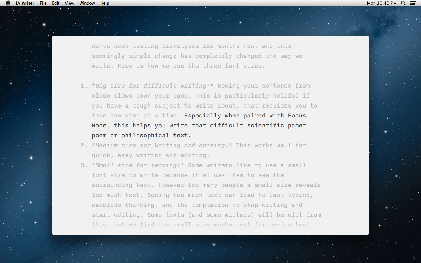 scientific writing software mac Scrivener ($45) is a windows and mac app that gives you a single place to dump all your ideas and writing it includes tools to keep notes, collect research, outline, and organize your writing.